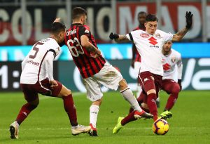 Torino vs Milan Betting Tips and Odds
