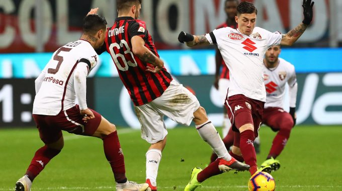 Torino vs Milan Betting Tips and Odds 26/09/2019