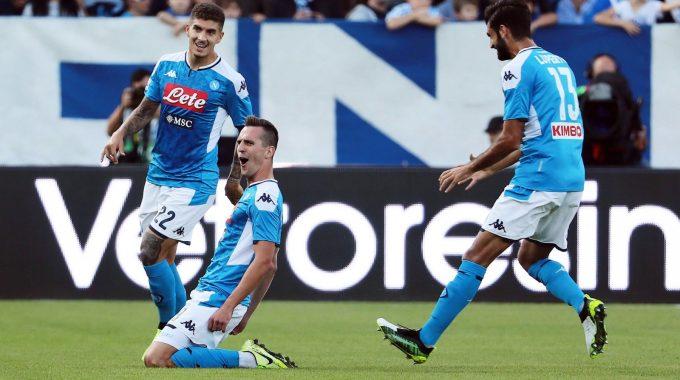 Napoli vs Atalanta Soccer Betting Tips
