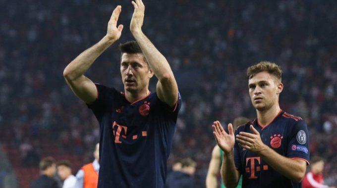 Bayern Munich vs Olympiakos Piraeus Soccer Betting Tips