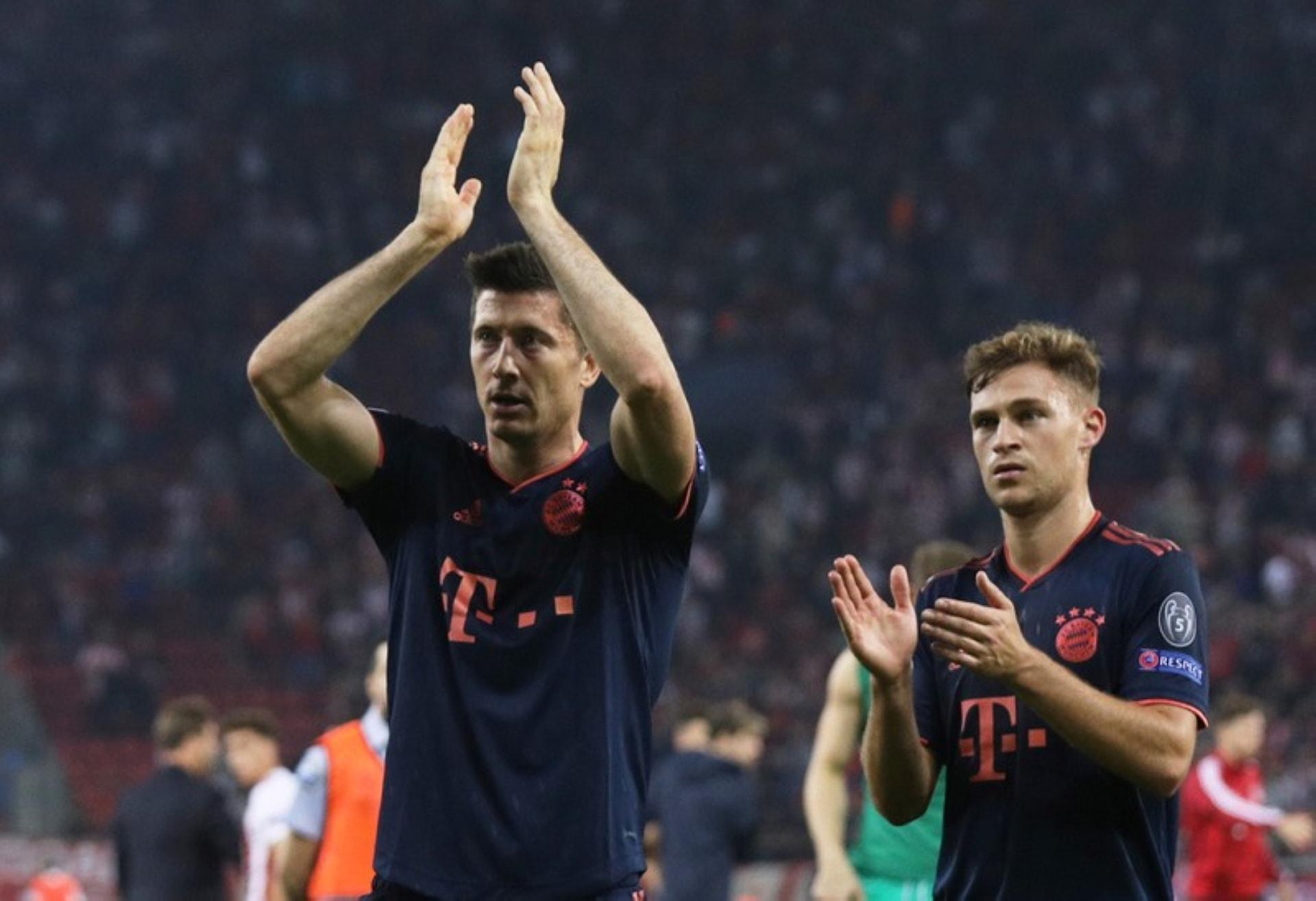 Bayern München Vs Olympiakos Piräus