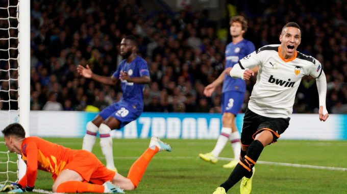 FC Valencia vs Chelsea Soccer Betting Tips