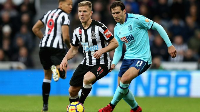 Newcastle vs Bournemouth Free Betting Tips
