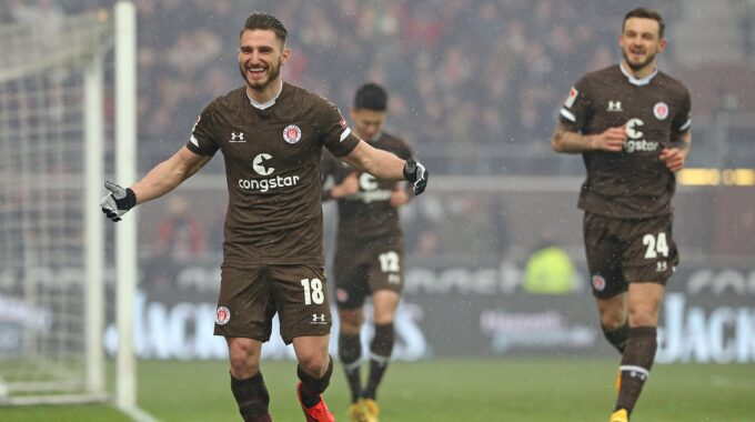 SV Darmstadt vs St. Pauli Soccer Betting Tips
