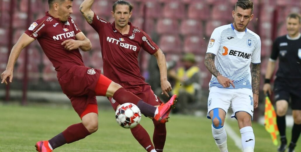 Universitatea Craiova vs Cluj Soccer Betting Tips